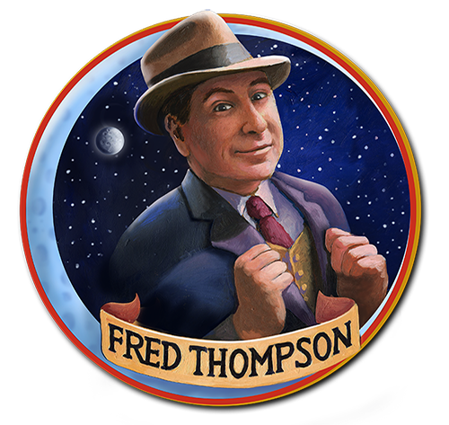 Fred Thompson - The Creator of Luna Park
